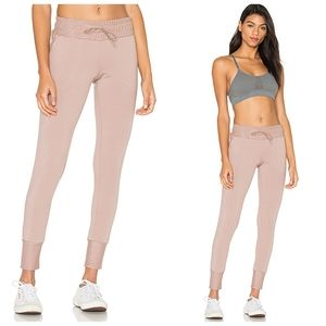 Free People Skinny Sweat Mauve Jogger Sweatpants